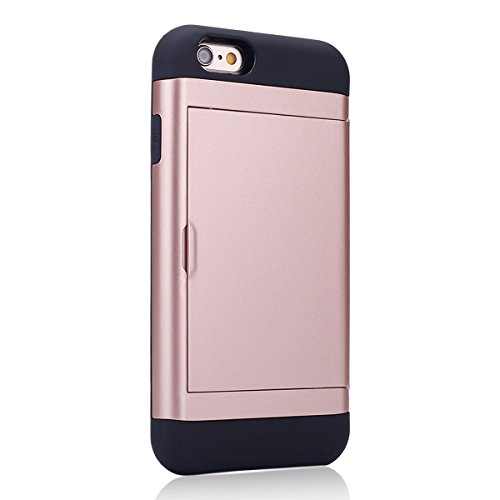 Ekakashop iphone 6 4.7 pollici Custodia, 2-in-1 ultra sottile-Fit molle flessibile di caso Cover posteriore per iphone 6S, Ragazza Ragazzo Crystal Clear Soft Cover gel TPU Silicone Protezione Sottile  A #9