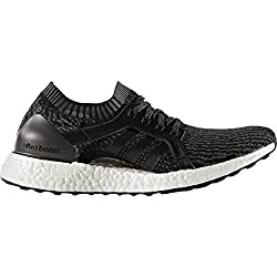 adidas Ultraboost X, Zapatos para Correr para Mujer, Negro (Nero Negbas/Grpudg/Onix), 41 EU