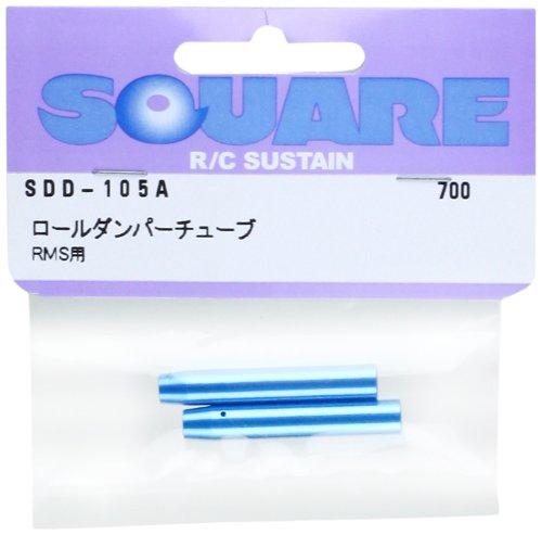 Rotolo di alluminio tubo dell'ammortizzatore (2 pezzi) SDD-105A (Giappone import / Il pacchetto e il manuale sono scritte in giapponese)