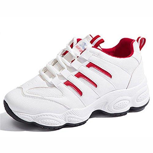 NAN Femmes Chaussures Printemps Et Été Fond épais Loisirs Série Mesh Chaussures de Sport Une Variété de Couleurs à Choisir
