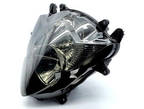Motorcycle Racing Sport Lamp HID Housing Motor Accessoriess Smoke Headlight Fairing Signal Light Fit For Suzuki 05-06 GSXR1000 GSX-R1000 K5 08-09 GSX650F 10-12 GSX1250FA