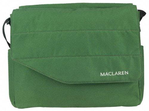 Preisvergleich Produktbild Maclaren AOX34022 - Wickeltasche - Messenger Bag Racing Green