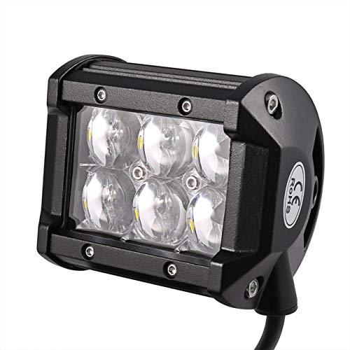 Universal-5D Punkt/Flutlichtstrahl weg von der Straße LED Arbeits-Licht-Bar Auto-Dome-Licht-Leistungs Super Bright Heavy Duty Stable JBP-X - Dome Led-licht Weg