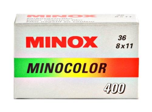 MINOCOLOR 400 Film (36 Aufnahmen) 1 Film Minox Film