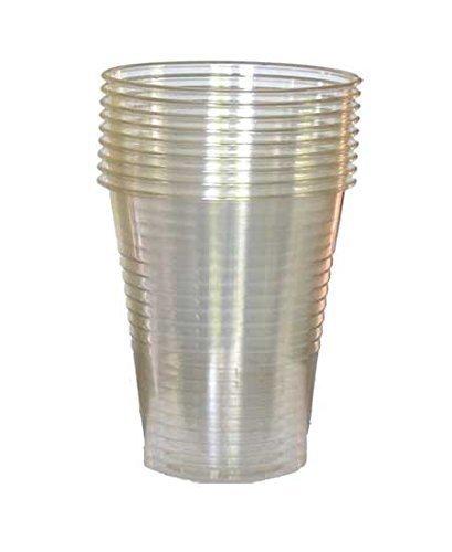 Tasses en plastique transparent d'eau 200 g/190 ml jetables refroidisseurs/Distributeurs Select Qté