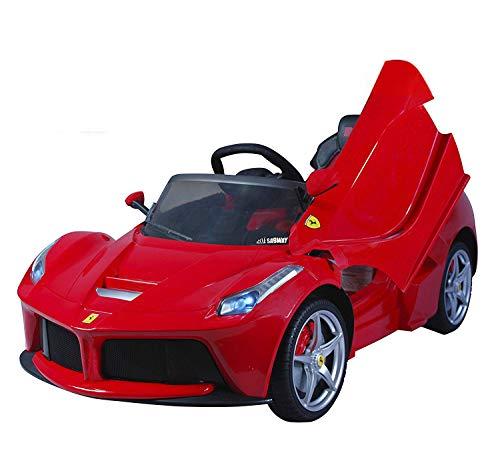 Voiture électrique Ferrari La Ferrari pour enfants avec permis officiel
