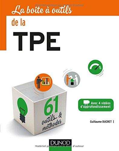 La Bote  outils de la TPE - 61 outils & mthodes