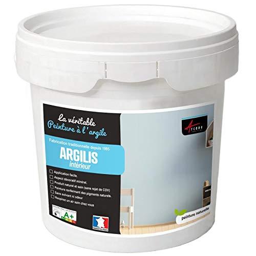 Argilis-Pintura de arcilla natural