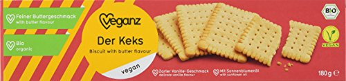 Veganz BIO Der Keks Biscuit with Butter Flavor