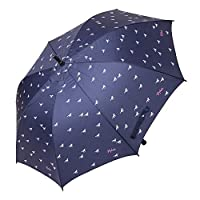 Large Rydale Golf Umbrella Country Designs Pheasant Polka Dot Plain Purple Navy Brolly
