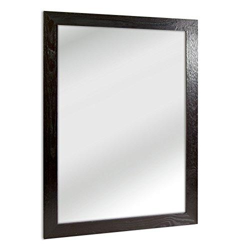 Black Wooden Picture Photo Frame 100x70 cm Wood Leon