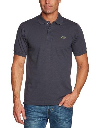 Lacoste Herren Regular Fit Poloshirt L1212, Blau (S5T), S (Herstellergröße: 3) (T-shirts Herren Baumwolle Lacoste)