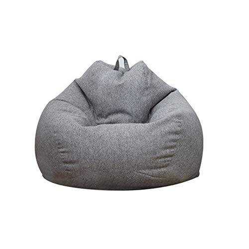 MIMI KING Sitzsack mit separatem Liner, Luxusmode-Stil tragbarer Griff waschbar kreatives faules...