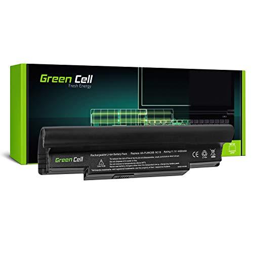 Green Cell Standard Serie AA-PB8NC6B AA-PB6NC6W Batteria per Portatile Samsung NC10 NC20 ND10 N110 N120 N128 N130 N135 N140 N270 N510 (6 Pile 4400mAh 11.1V Nero)