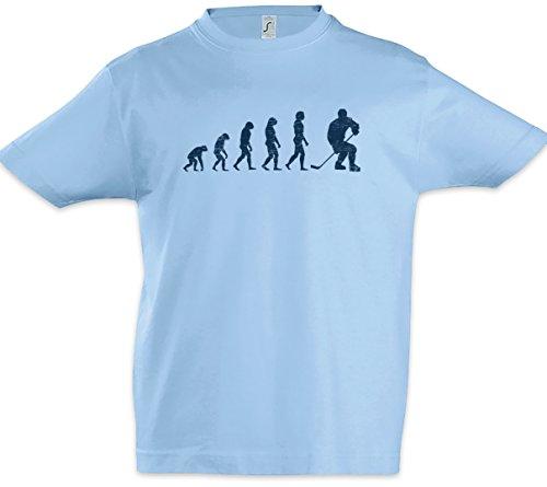 Eishockey Evolution Jungen Kinder Kids T-Shirt -