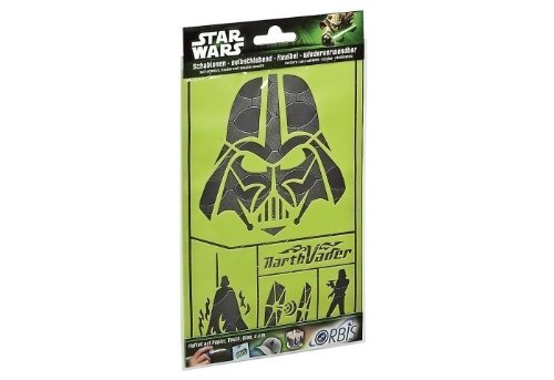 Star Wars Schablone - Revell Orbis 30484 - Kinderairbrush -