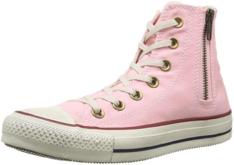 Converse All Star Hi Side Zip Canvas Unisex Erwachsene Sneaker