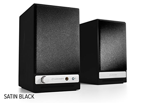 Speaker-schalter Remote (Audioengine HD3-BLK Powered Wireless Tischlautsprecher schwarz)