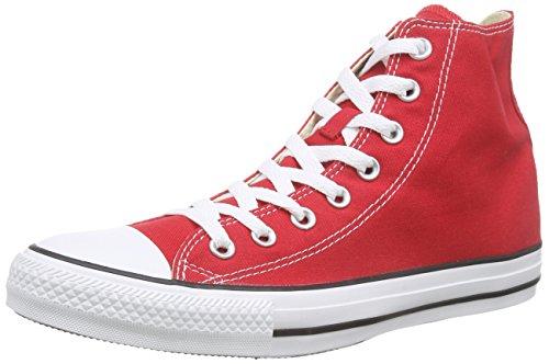 converse-chuck-taylor-all-star-core-hi-botines-de-lona-unisex-color-rojo-talla-35