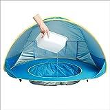 Pop Up Portable Shade Pool UV Schutz Sun Shelter Für Baby - 50+ UPF
