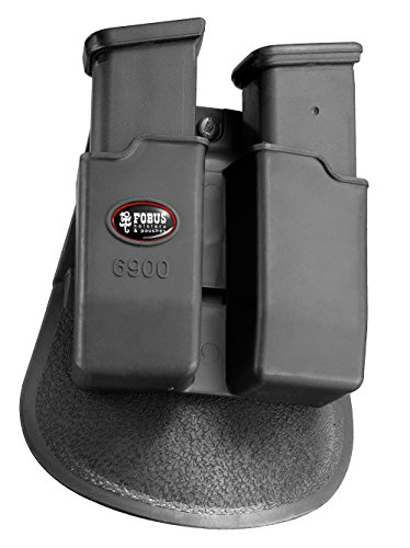 Fobus Doppel magazintasche ROTO Rotation Drehung Mag pouch für Glock Double-Stack 9mm .40 .357 .45 -