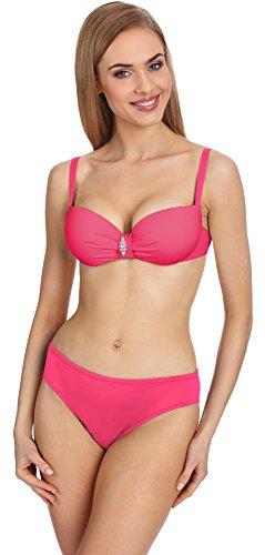 Merry Style Conjunto Bikini Push-Up Sujetador Bragas