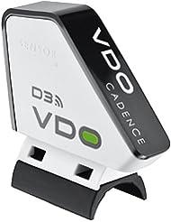 VDO Wireless M5 and M6 - Accesorio de iluminación para bicicletas, color gris, talla n/a
