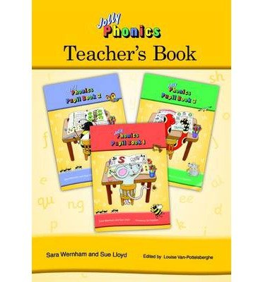 [(Jolly Phonics Teacher's Book in Print Letters * *)] [Author: Sue Lloyd] published on (February, 2011)