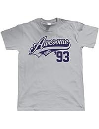 Vectorbomb, Excellent Since 1993 Drôle T-Shirt Pour Hommes (Du S au 5XL)