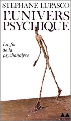 L'Univers psychique