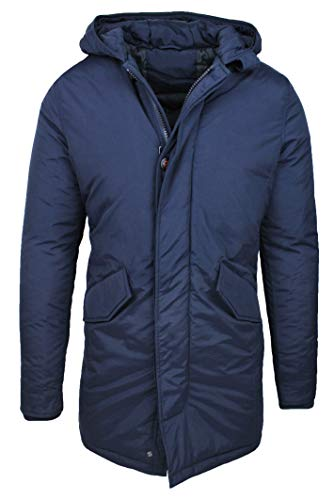 Parka uomo invernale cappotto giacca casual slim fit 9fca4a2c4d1