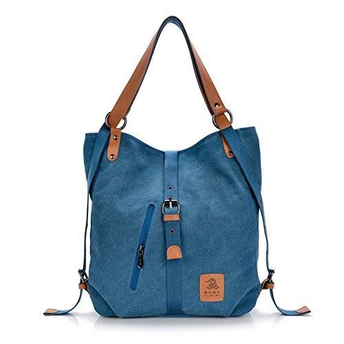 Dreambox , Damen Schultertasche Einheitsgröße Blau