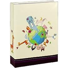 Hama - Álbum de fotos, 200 páginas, papel, Multicolor