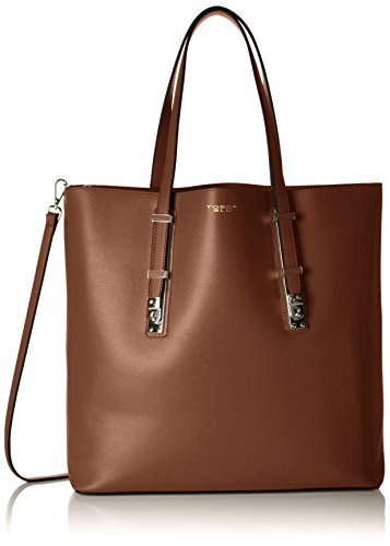 tosca-blu-womens-golden-tea-tote-bag-brown-braun-tan-c59