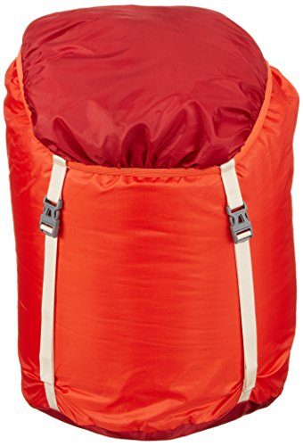 Vaude Lightweight Sioux 100 SYN Unisex Outdoor Left Zip Sleeping Bag Available In Dark Indian Red One Size