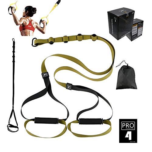 O RLY Entrenamiento Suspensión Trainer Bodyweight