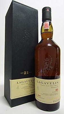 Lagavulin - Single Islay Malt - 1985 21 year old Whisky