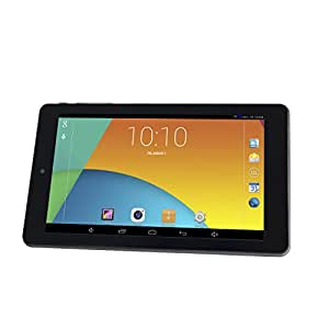 Intenso Tab 744 8GB Black - tablets (Mini tablet, IEEE 802.11n, Android, Slate, Android, Black)