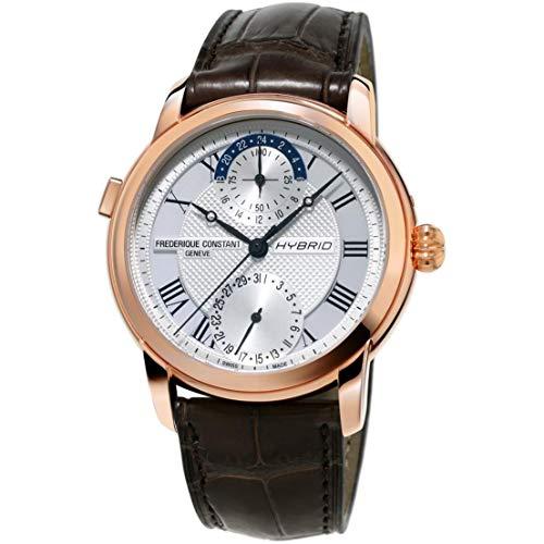 Frederique Constant Geneve Classic Hybrid Manufacture FC-750MC4H4 Reloj Automático para Hombres