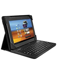 Kensington KeyFolio Pro Universal - claviers pour téléphones portables (Noir, Mini, Pile, Avec fil, Bluetooth, 2.0+EDR)