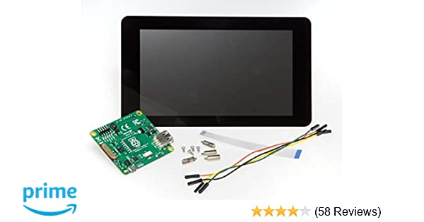 Raspberry pi 2 7 inch touch screen setup