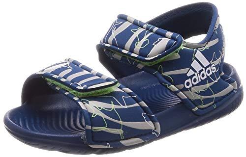 adidas Altaswim I, Scarpe da Fitness Unisex-Bambini, Multicolore (Marley/Ftwbla/Amalre 000), 26 EU