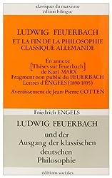 Ludwig Feuerbach et la fin de la philosophie classique allemande
