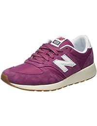 New Balance 'WR996-STG-D' Sneaker hellorange / pink / altrosa