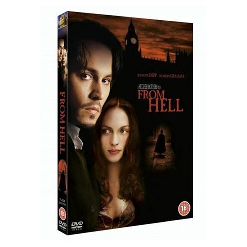 From Hell (1 disc edition) [DVD] by Johnny Depp