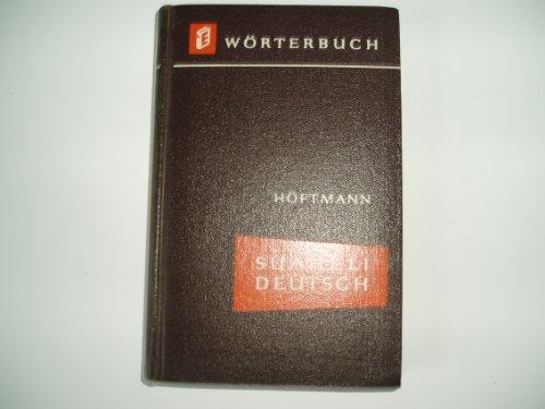 Suaheli-deutsches Wörterbuch