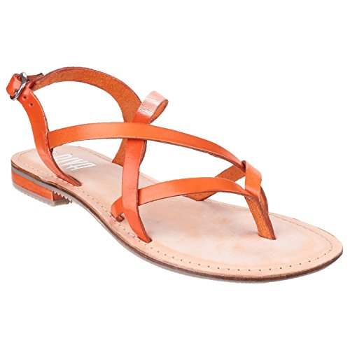 Riva Crossover - Sandales dété - Femme Orange