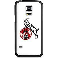 Samsung Galaxy S5 mini Hülle Schutz Case Cover 1. FC Köln Fanartikel Fußball
