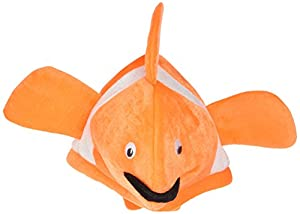 Générique AECAq04683-Sombrero para Adulto, diseño de piraña