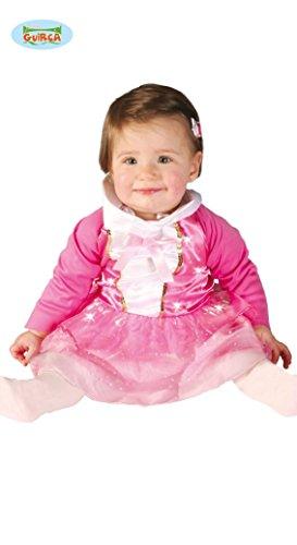 Baby Prinzessin - Kostüm für Mädchen Gr. 86 - 98, (Prinzessin Für Märchen Baby Kostüm)